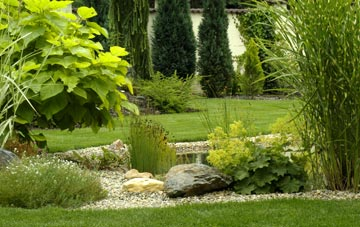 what Combe Raleigh garden design includes