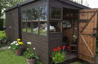 compare shed costs
